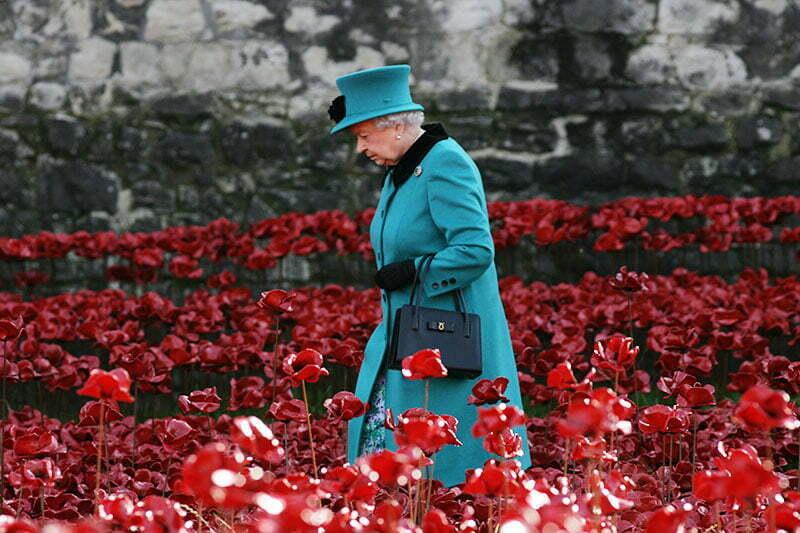Launer London: Die Lieblingstasche von Queen Elisabeth