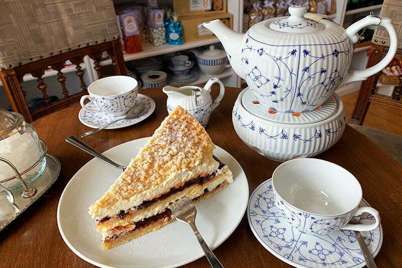 Ostfriesland Cafétipp: Teestübchen Dat Huuske
