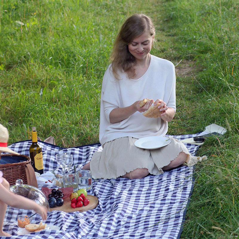 Ein Picknick mit Gustavia Shop