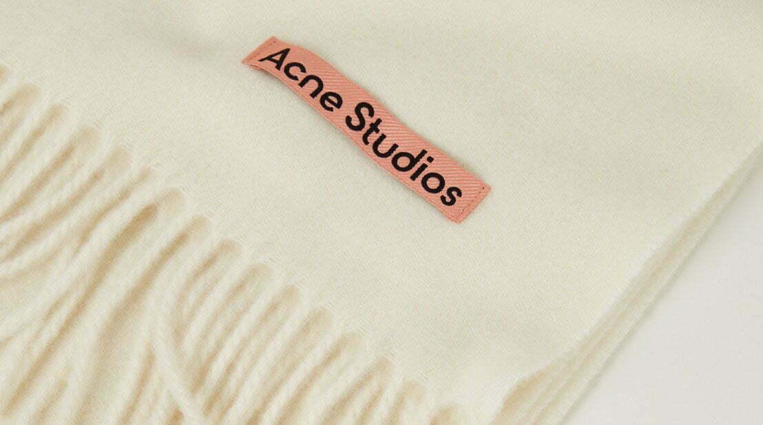 Freitagsfund: Lässige Mode vom schwedischen Label Acne Studios