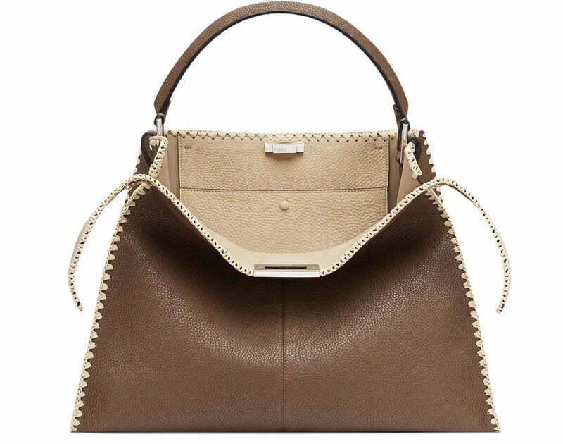 Die Peekaboo Bag von Fendi
