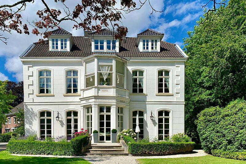 Ostfriesland Hotel-Tipp: Hochzeitshaus in Aurich