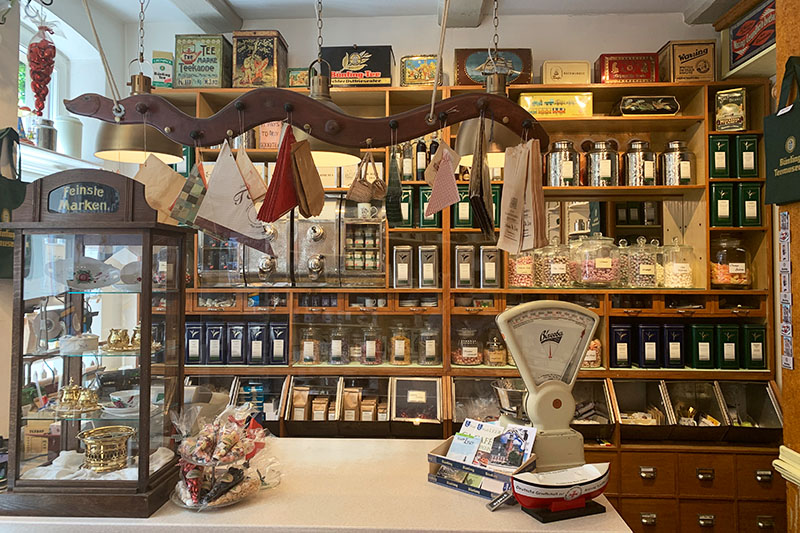 Ostfriesland Reisetipp: Bünting Teemuseum Leer
