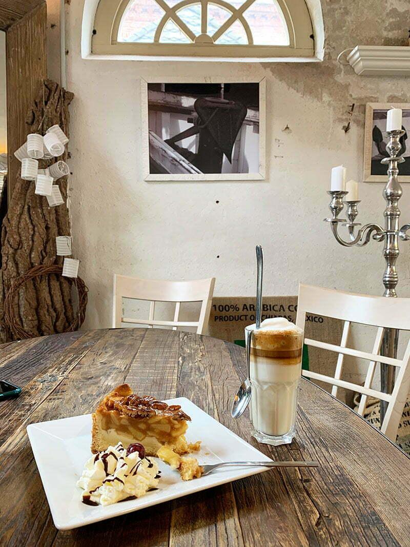 Ostfriesland Tipps: Hafen5 Kaffeerösterei & Café in Aurich