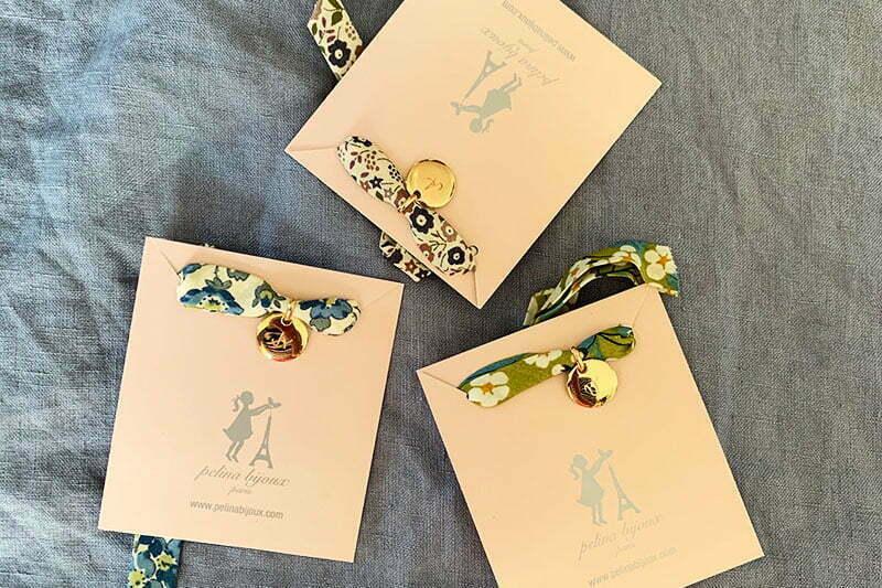 Liberty-Armbänder von Pelina Bijoux