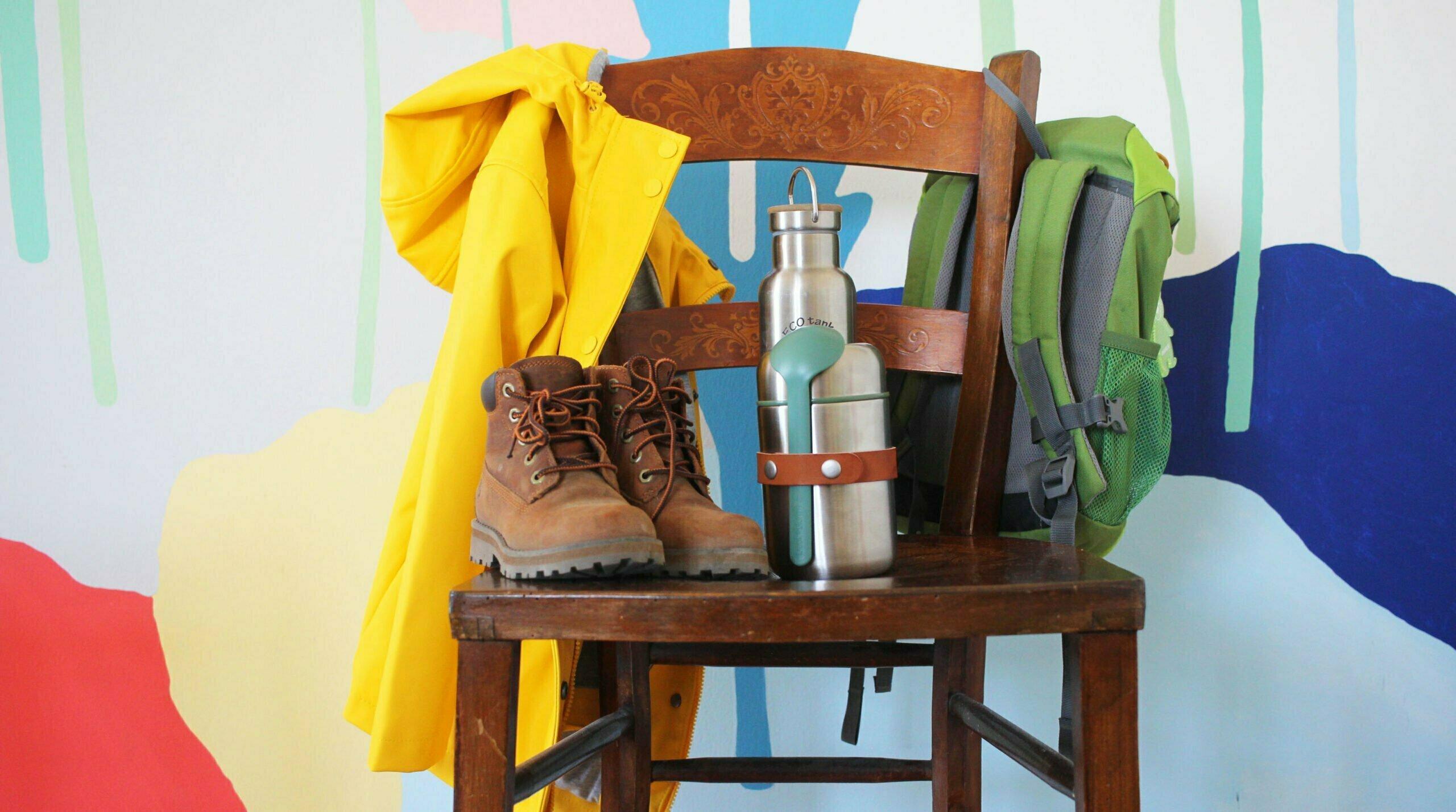 Waldkindergarten: Tipps für eine praktische & stilvolle Garderobe