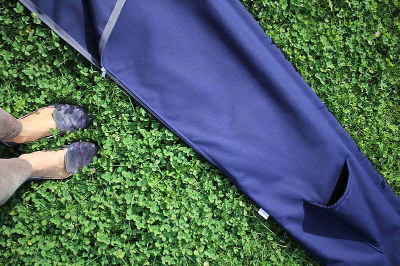 Weishäupl Schutzhülle: So schützt Ihr Euren Sonnenschirm!
