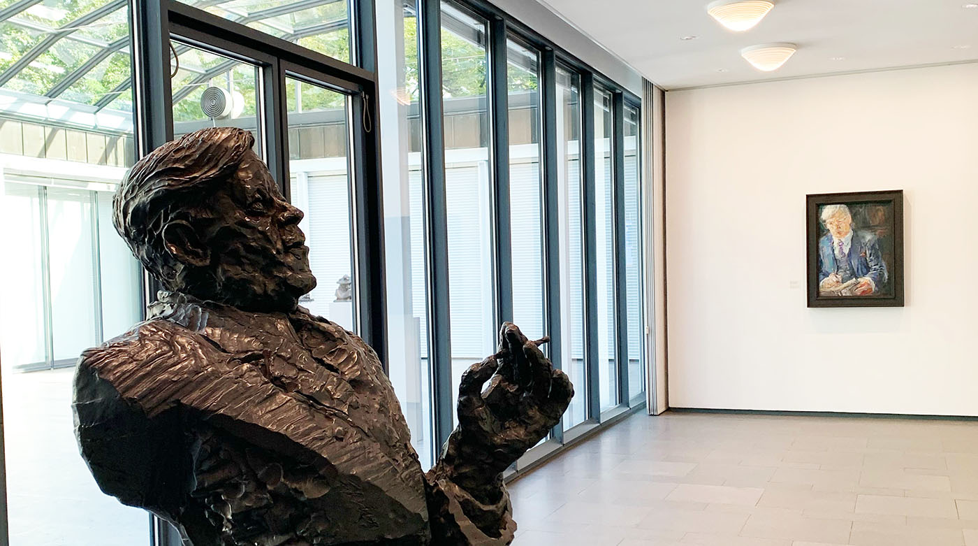 Kanzlers Kunst - Die Sammlung Helmut und Loki Schmidt