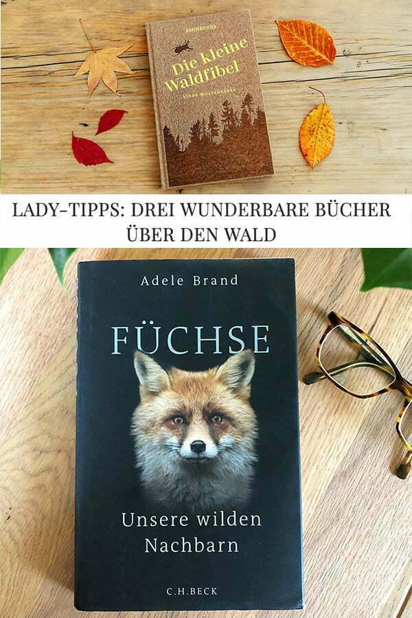 Bücher über den Wald