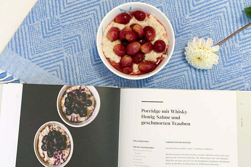 Wild & Cosy: Ein Porridge-Rezept mit Whisky