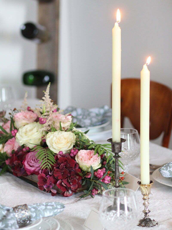 Downton-Abbey-Dinner ausrichten