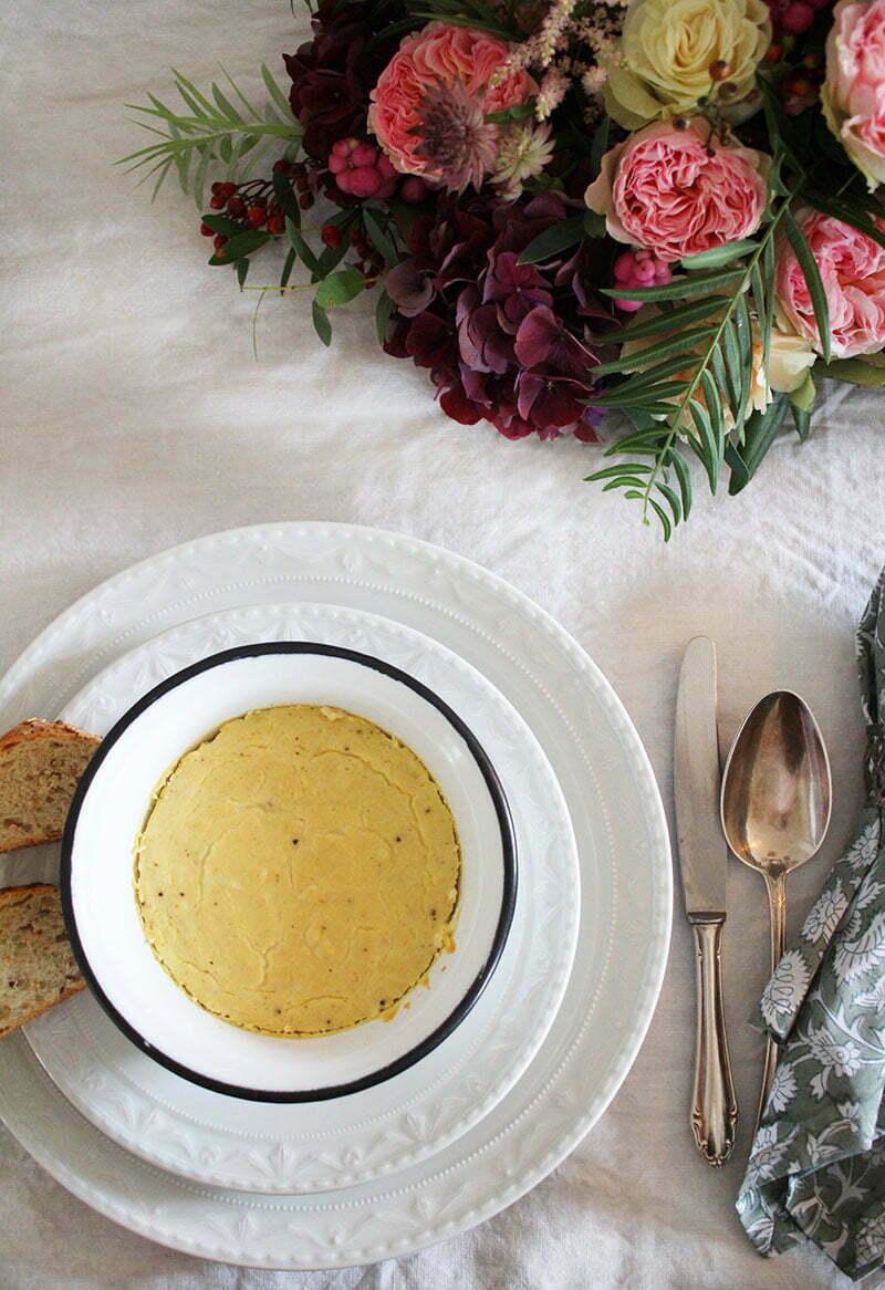 Downton Abbey Menü: Fischcreme von der Forelle