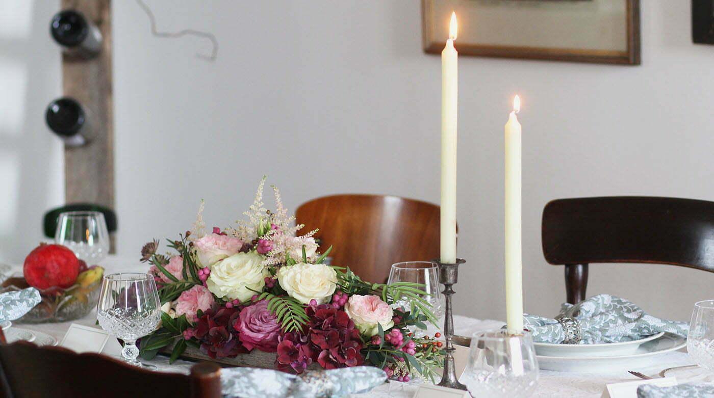 So richtet Ihr ein echtes Downton-Abbey-Dinner aus!