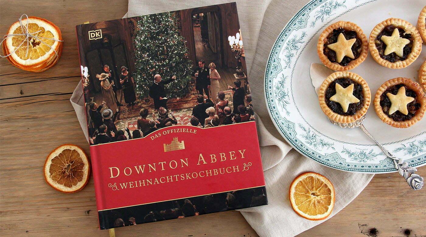 Ausprobiert: Das Downton Abbey Weihnachtskochbuch