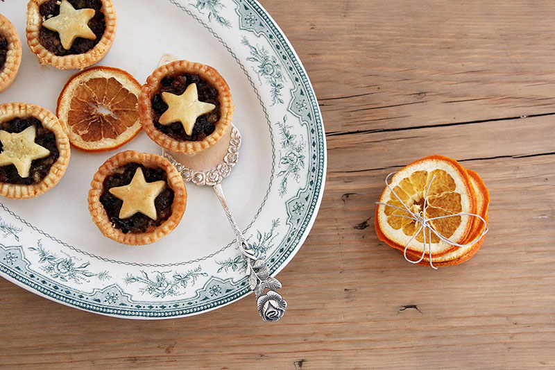 Traditionelles Rezept für Mince Pie