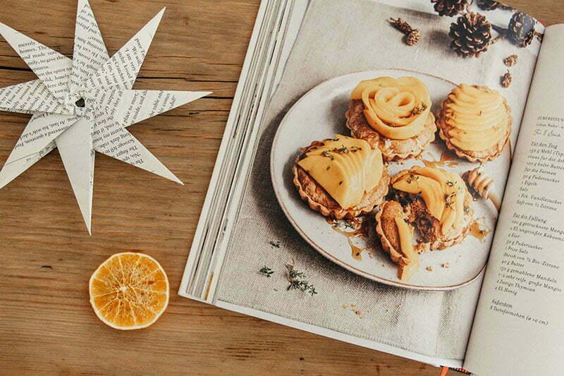 Erzähl mir von Weihnachten - Das Kochbuch