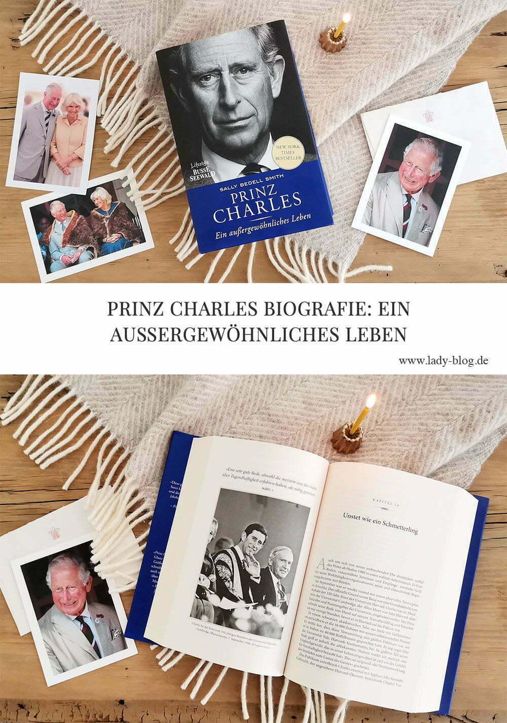 Prinz Charles Biografie