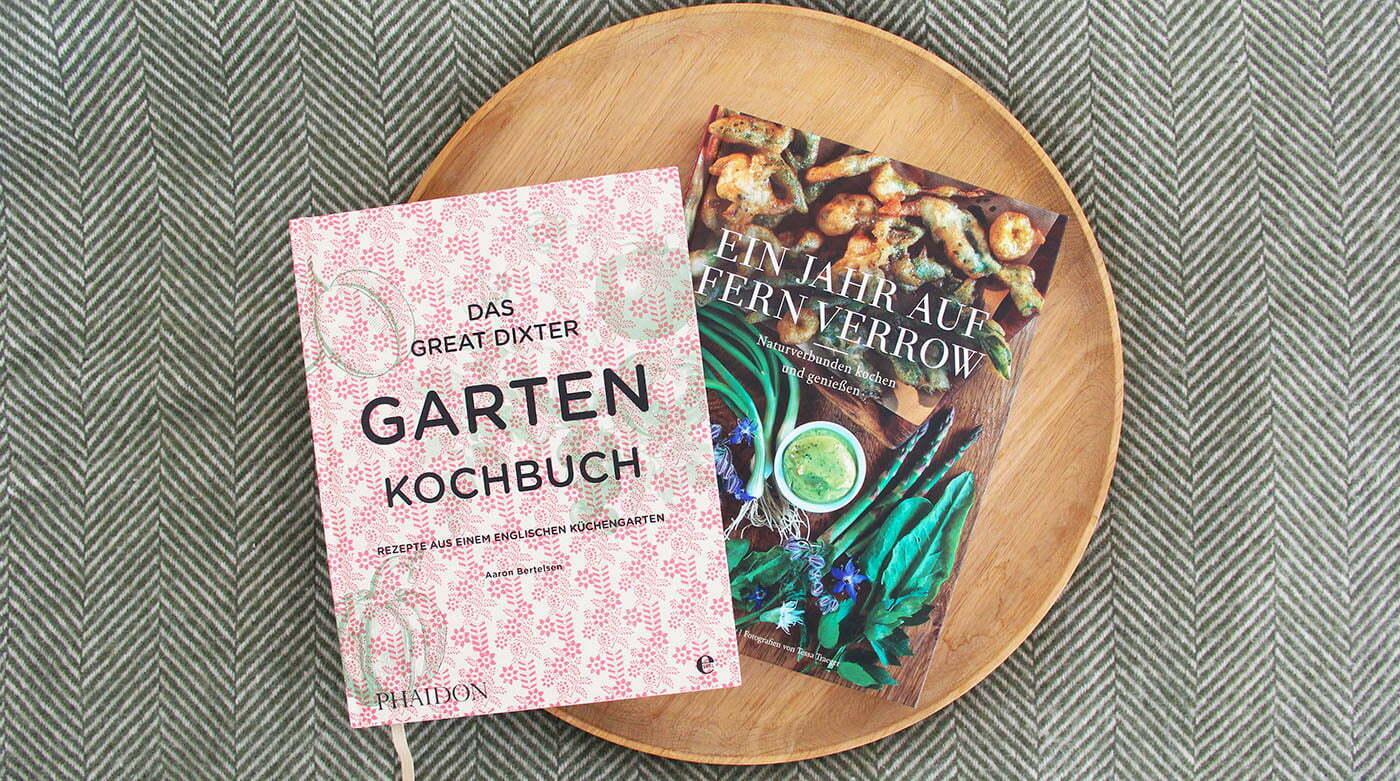 Englisch kochen: Fern Verrow & Great Dixter Garten-Kochbuch