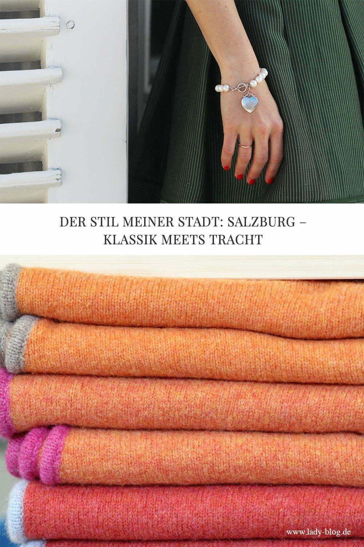 Der Stil meiner Stadt: Salzburg