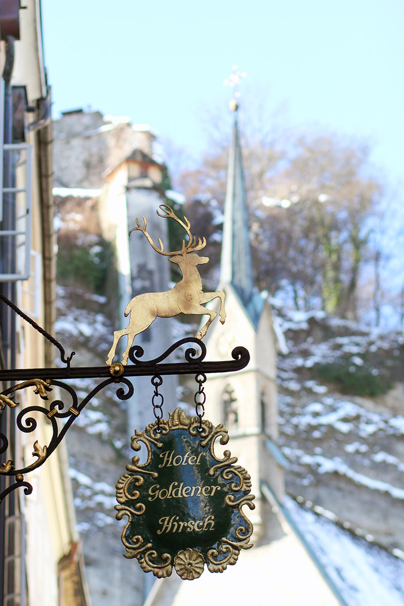 Der Stil meiner Stadt: Salzburg - Klassik meets Tracht