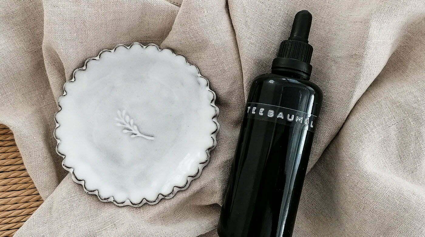 Teebaumöl: Eine natürliche Wohltat für Haut und Haar