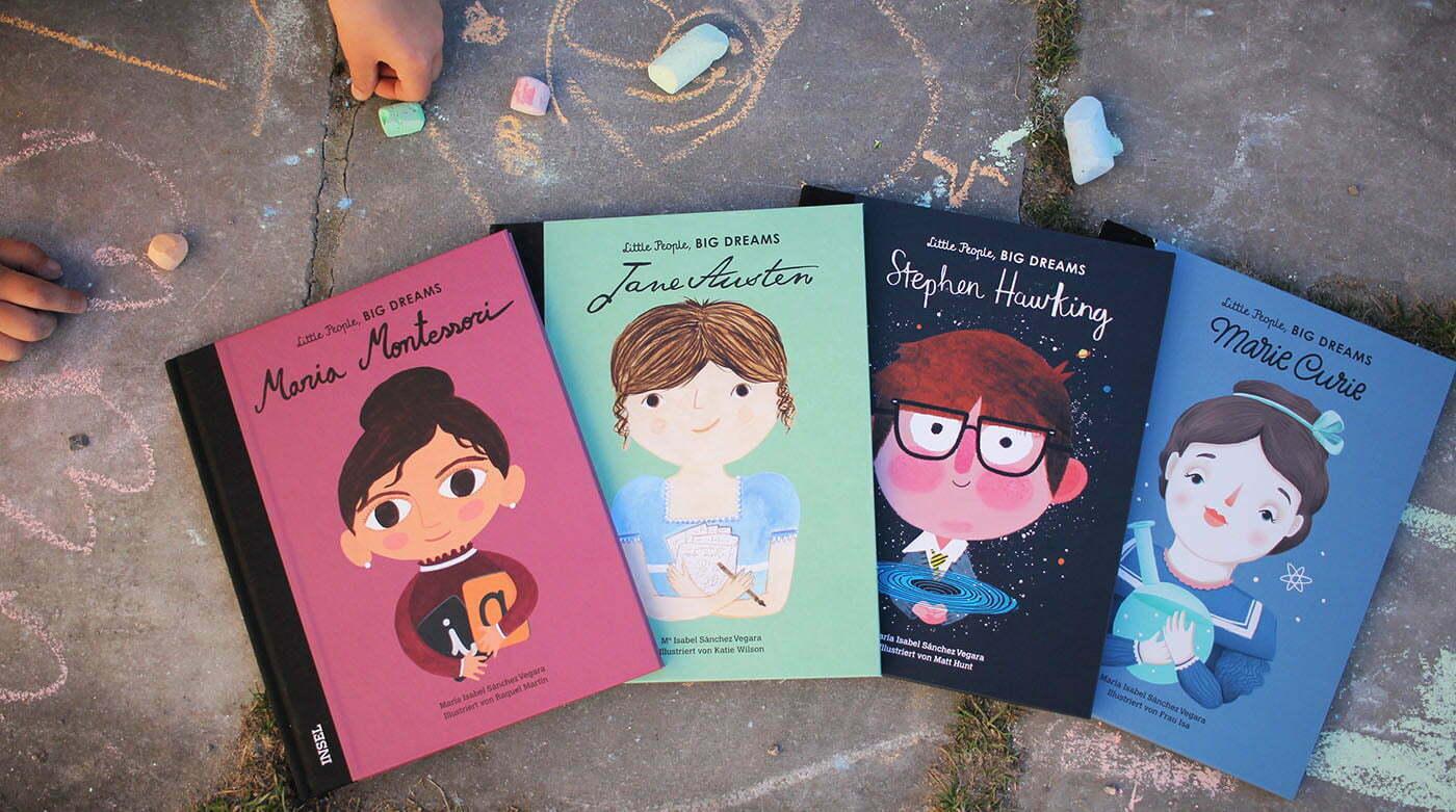 Die schönsten Kinderbuch-Reihen: Little People, Big Dreams