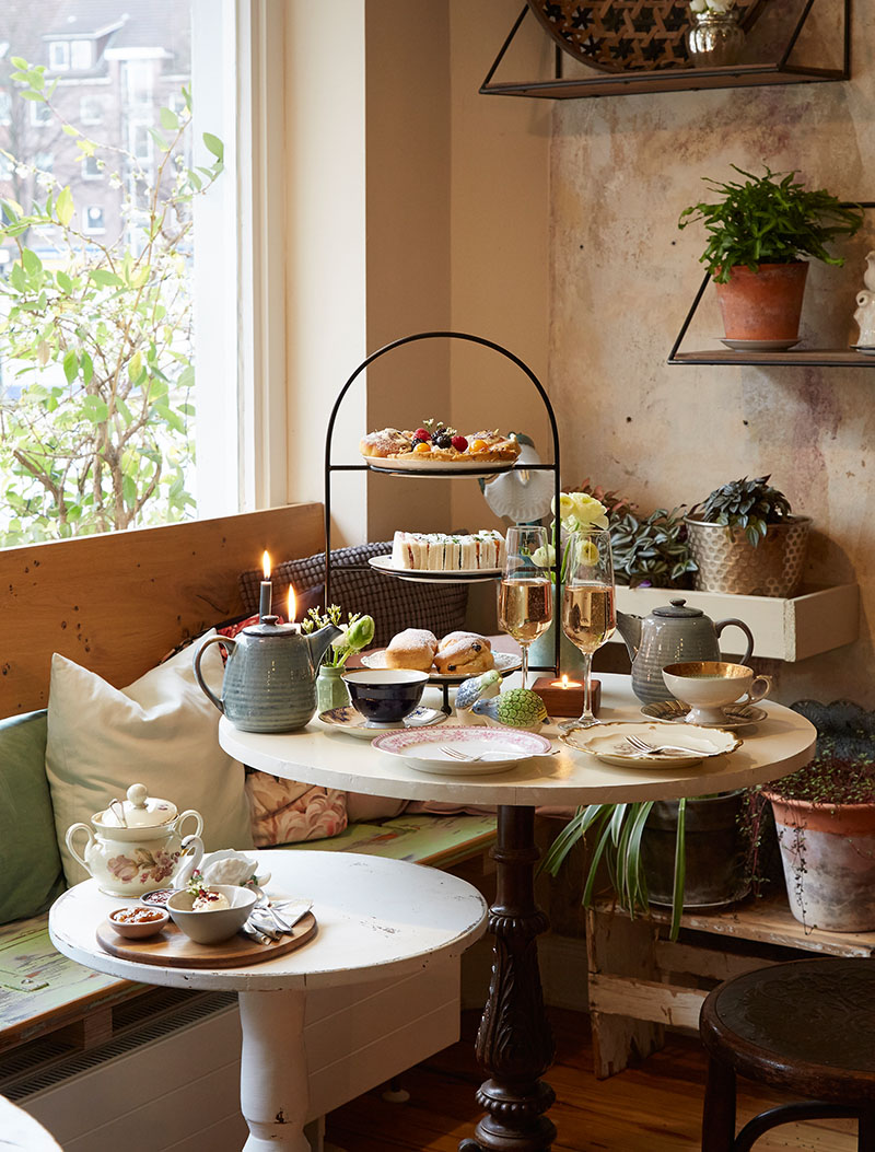 Malina Stories: Afternoon Tea to Go