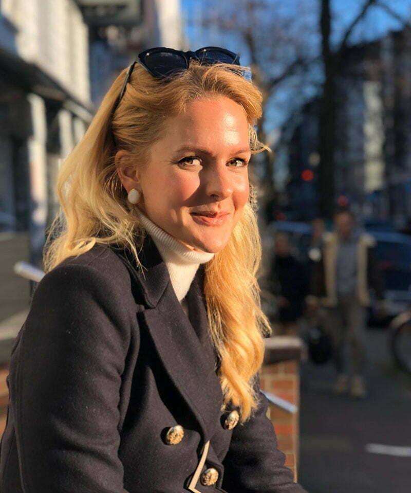 Christin Simone Damrau: Der Stil von Hamburg