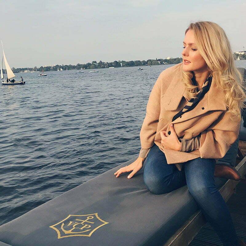 Der Stil von Hamburg: Christin Simone Damrau