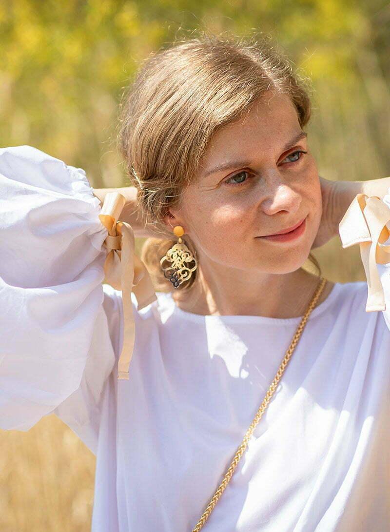Daniela Uhrich vom Lady-Blog, fotografiert von Julia Richter Fotografie