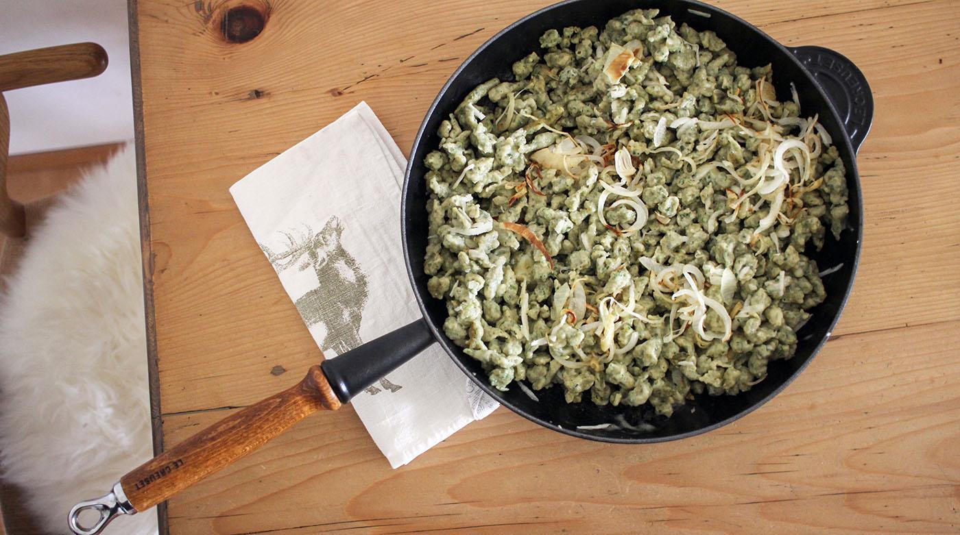 Brennnessel-Rezepte: 7 Ideen für köstliche Brennnessel-Gerichte