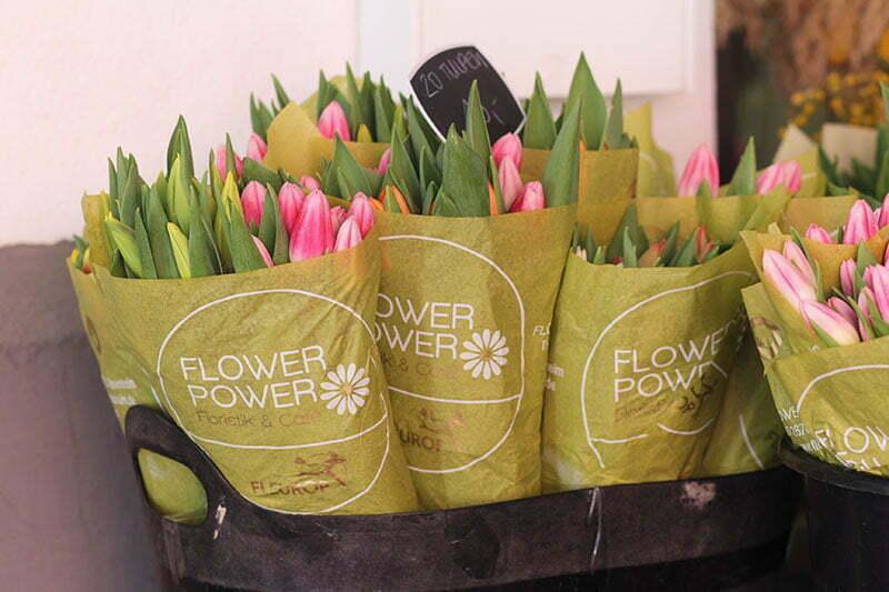 Flower Power Rosenheim: Floristik & Café