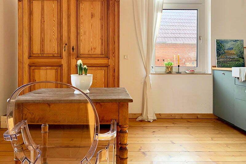 Homestory in einem Gründerzeit-Haus