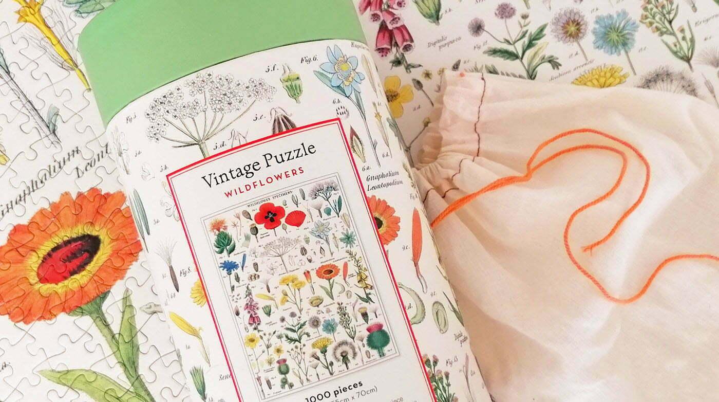 Cavallini & Co: Wunderschöne Vintage-Puzzles