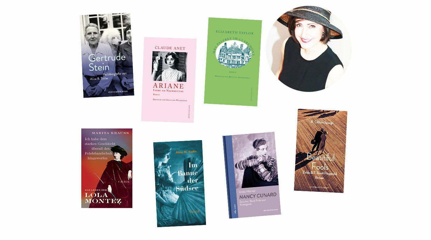Sybilles Bücherschau: Starke Frauen unterschiedlicher Zeiten