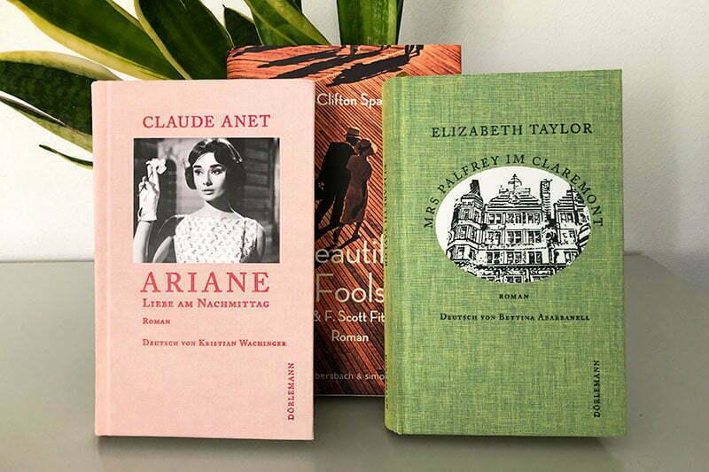 Sybilles Bücherschau: Ariane, Elizabeth Tayor, Zelda Fitzgerald