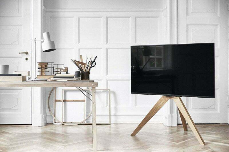 NEXT OP1: TV-Ständer im minimalistischen Design