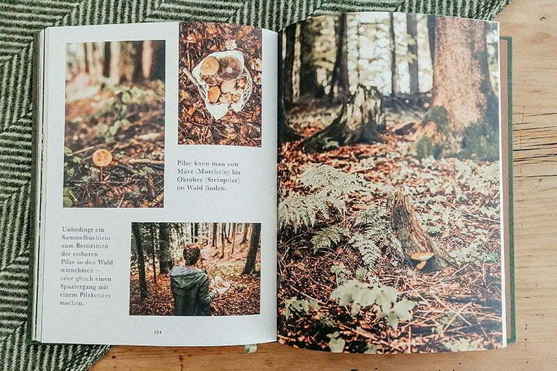 Die besten Wildkräuter-Bücher: Bernadette Wörndl - Das Wald-Kochbuch