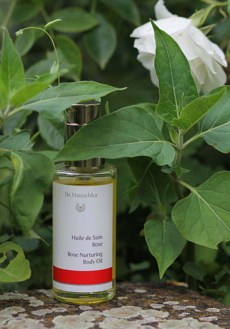 Rosenpflegeöl von Dr. Hauschka