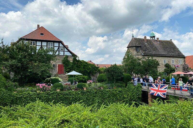 Rittergut Remeringhausen: British Weekend