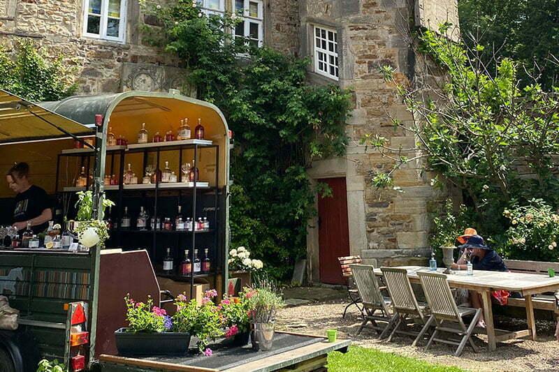 British Weekend im Rittergut Remeringhausen