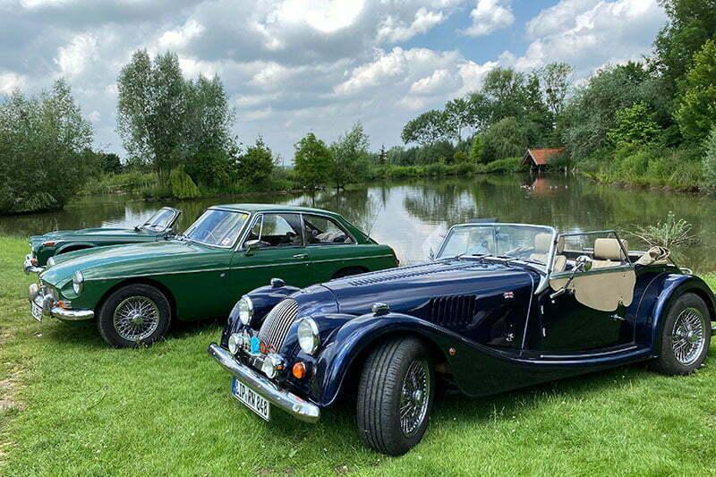 Rittergut Remeringhausen: Das British Weekend