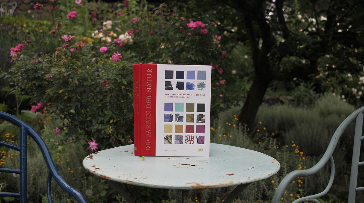 Die Farben der Natur: Das neue Standardwerk über Farbtöne