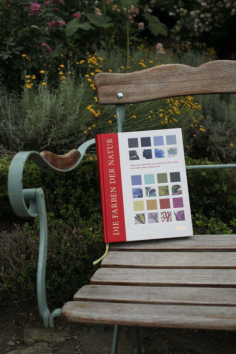 Patrick Baty: Die Farben der Natur
