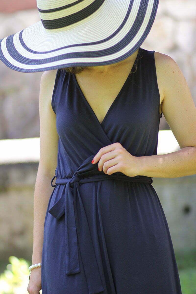 Das Kleid für 1000 Anlässe: Wickelkleid von Armedangles