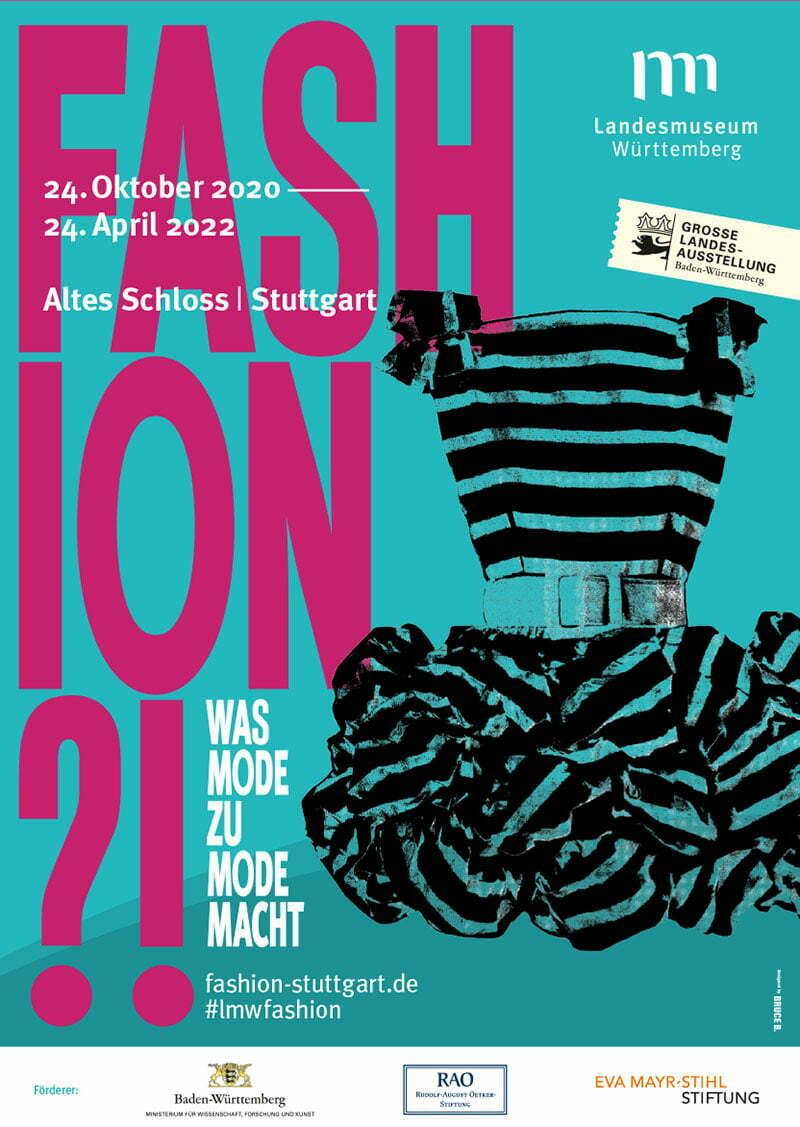 Mode-Ausstellung in Stuttgart