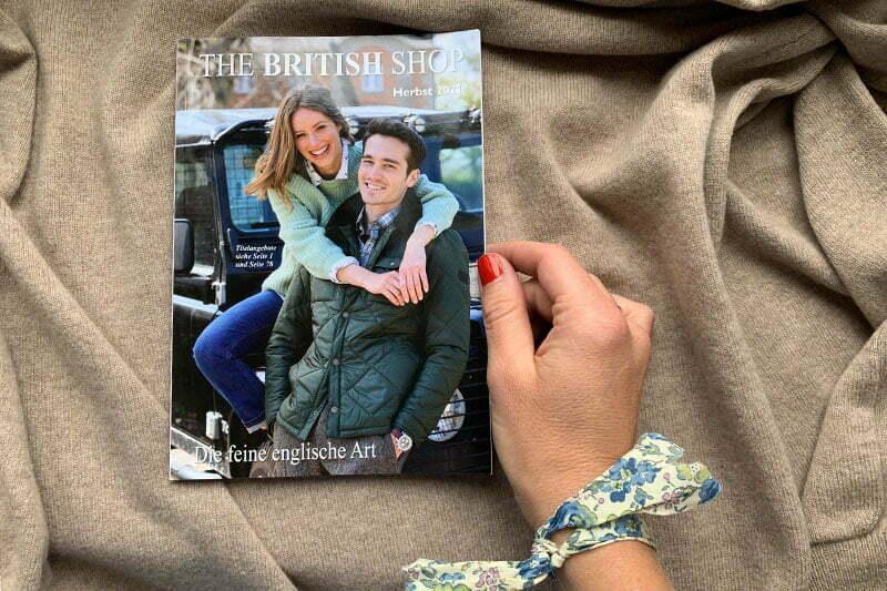 THE BRITISH SHOP: Lieblingsstücke im Herbst 2021