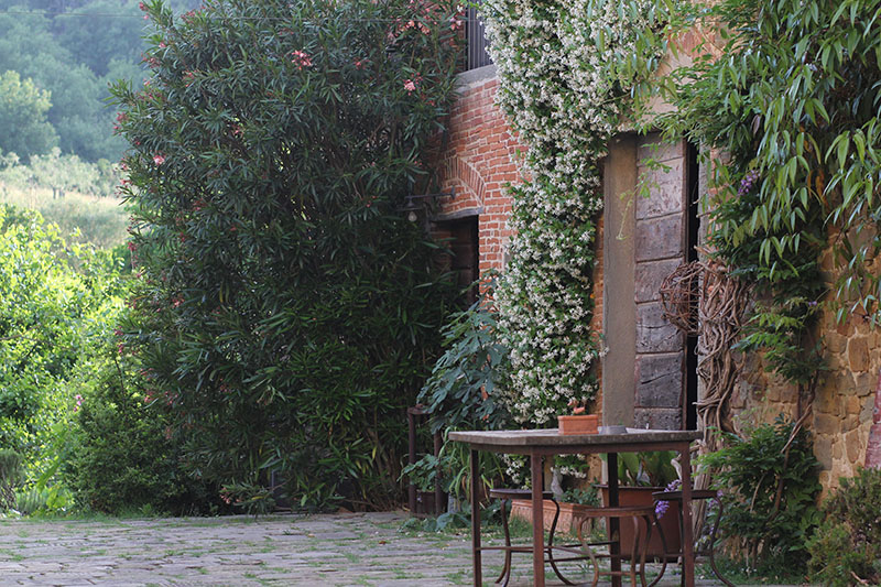 Locanda Casanuova: Bio-Weingut im Chianti-Gebiet
