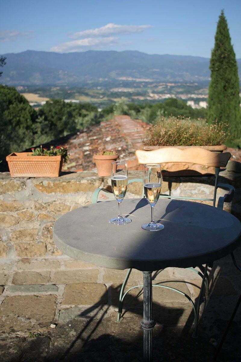 Nachhaltig übernachten in der Toskana: Locanda Casanuova