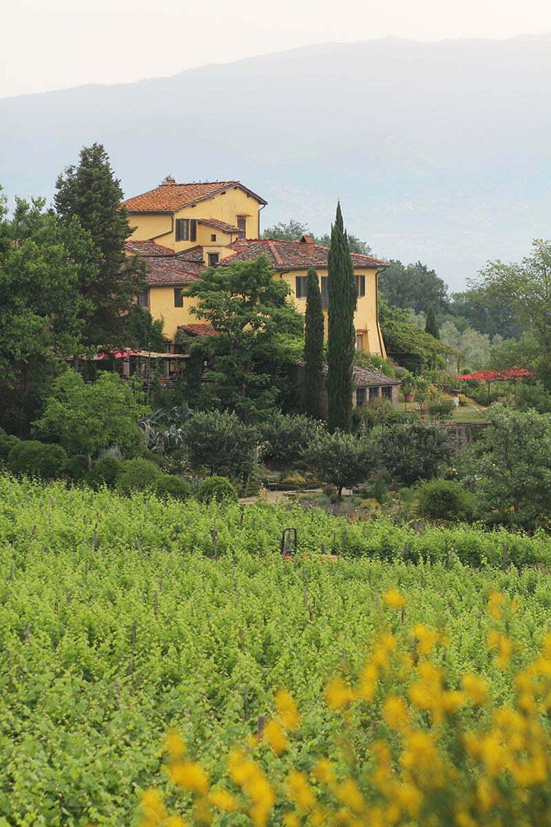Locanda Casanuova: Bio-Weingut und Hotel in der Toskana